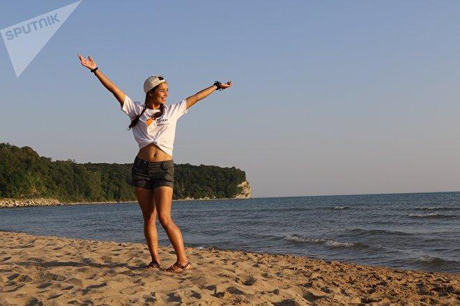 Участница проекта Ты супер! из Молдовы Кристина Коваленко