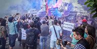 Женский марш: самая крупная акция феминисток прошла в Тбилиси