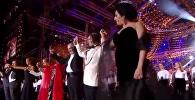 Концерт в честь Дня взятия Бастилии в Париже