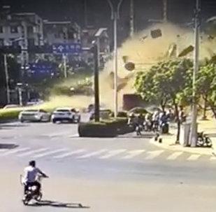 Страшный взрыв разнес ресторан вместе с посетителями