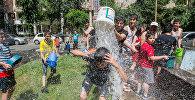 Праздник Вардавар отмечают в Армении