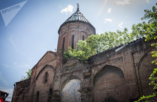 Церковь Сурб Ншан (Церковь Святого знамения)