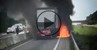 Грузины спасли американцев из горящей машины после страшного ДТП