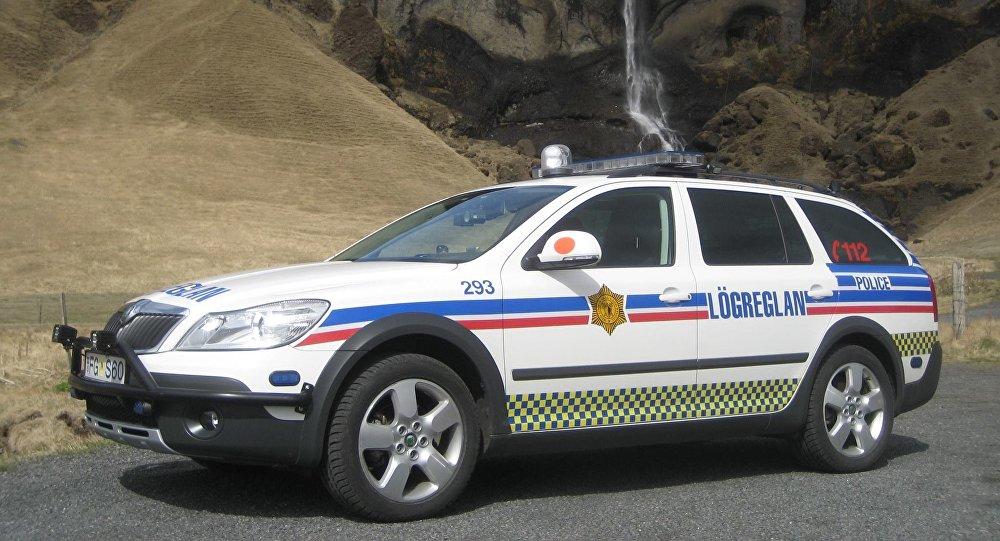 ისლანდიის პოლიცია