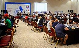 Пятый Открытый Кубок Черного моря по интеллектуальным играм
