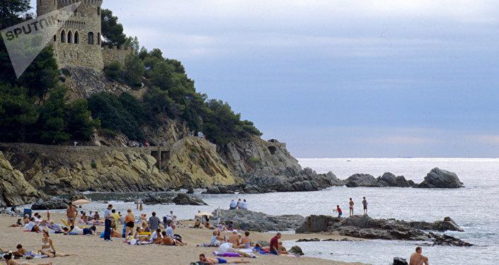Курорт Коста-Браво в Испании