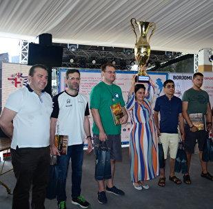 Открытый Кубок Черного моря - финал в Батуми