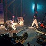 Пожар был средней силы, исходя из того, что горело вспомогательное хозяйственное помещение. В обеих студиях телекомпании никаких следов пожара, кроме дыма, не было. Сгорела часть декораций и несколько стульев, а также так называемый Керхер и компрессор, — заявил один из сотрудников пожарной службы в эфире Rustavi2.