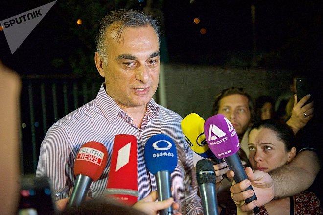 Лидером навыборах главы города Тбилиси стал экс-футболист Каха Каладзе