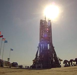 Союз 53-й экспедиции на МКС готовят к старту