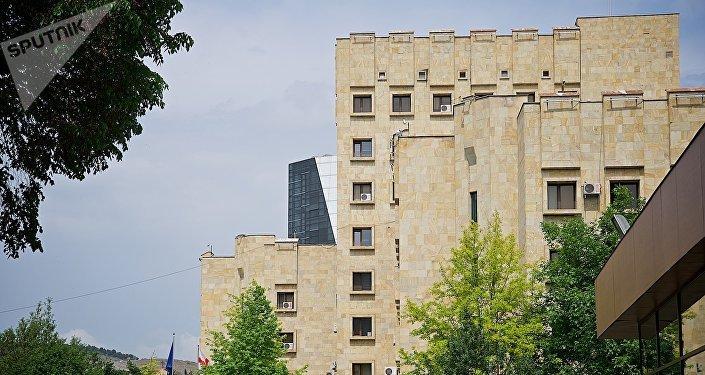 საქართველოს მთავარი პროკურატურის შენობა