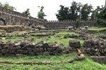 Крепость Гонио, водопровод