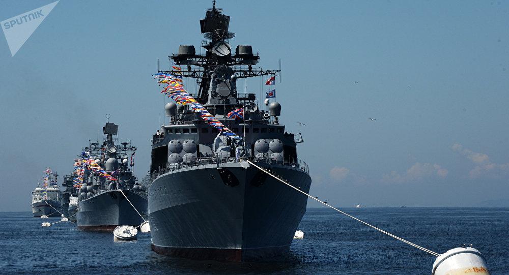 Сколько лет морскому флоту в 2018