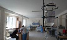 Больница. Капельница