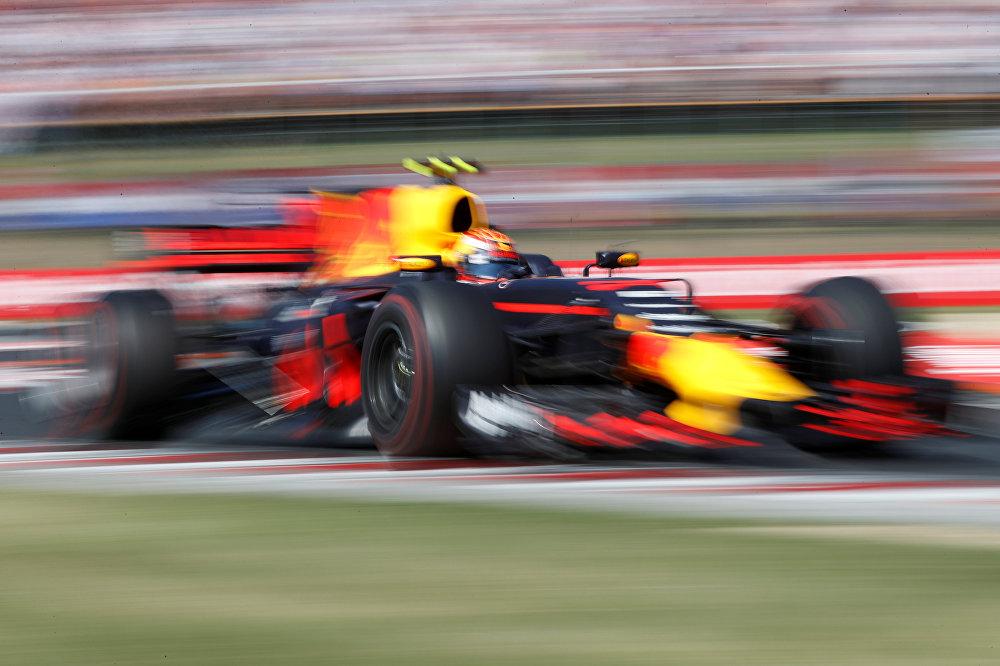 «Формула 1» вВенгрии— Жажда скорости