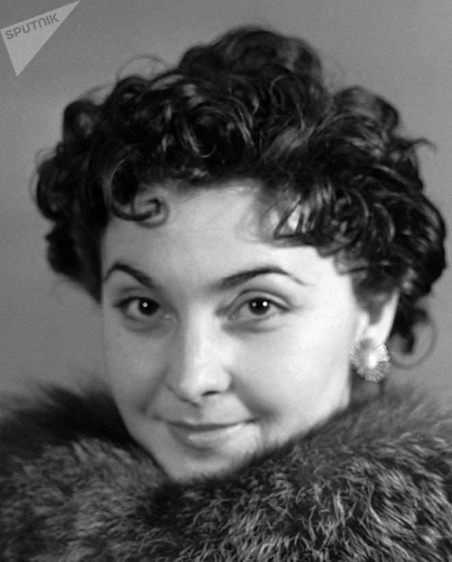 Лейла Абашидзе, актриса