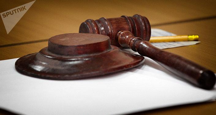 მოსამართლის ატრიბუტიკა