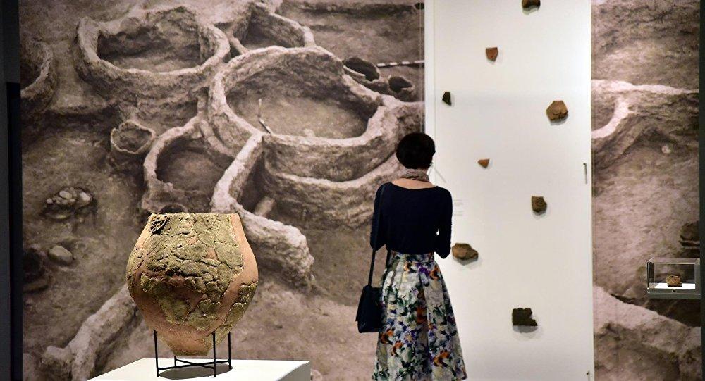 Выставка в Cité du Vin