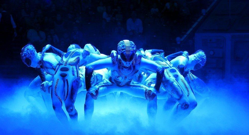 Цирковое шоу UFO. Alien Planet Circus