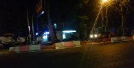 Ночная прогулка по Пекина: ремонт ведется безостановочно