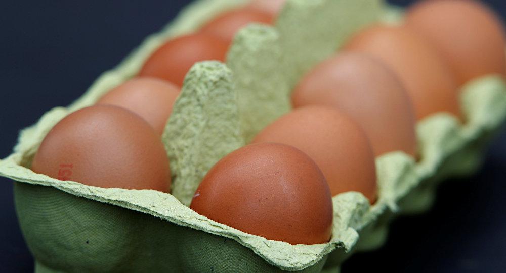 700 тыс.  зараженных инсектицидом яиц попали в Англию