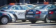 Машины патрульной полиции