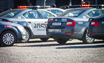 საპატრულო პოლიციის ავტომობილები