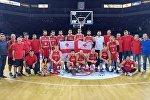 Грузинские баскетболисты выиграли международный турнир в Литве