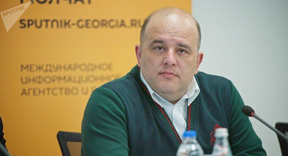 Политолог и эксперт Вахтанг Маисая