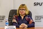 Галина Кирьякова