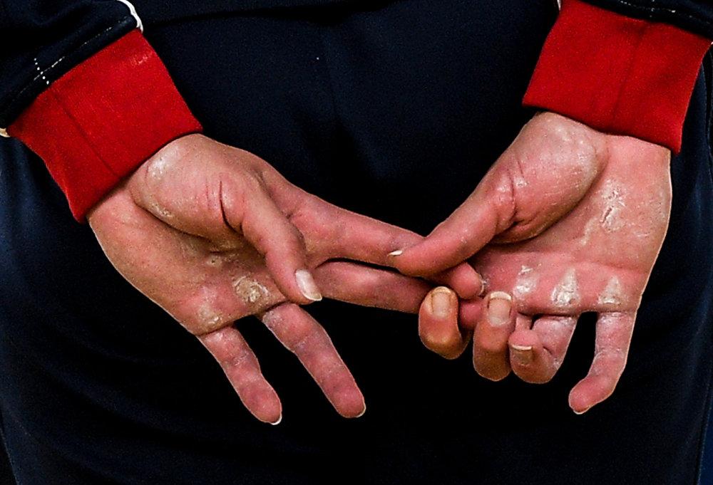 Алексей Филиппов, Россия. На кончиках пальцев. Первое место в номинации Спорт. Серия фотографий