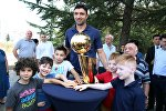 Заза Пачулия, Кубок НБА и будущие баскетболисты