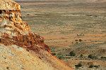 Винтажный автомобиль в австралийской пустыне