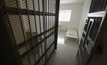 Камера в тюрьме. Архивное фото