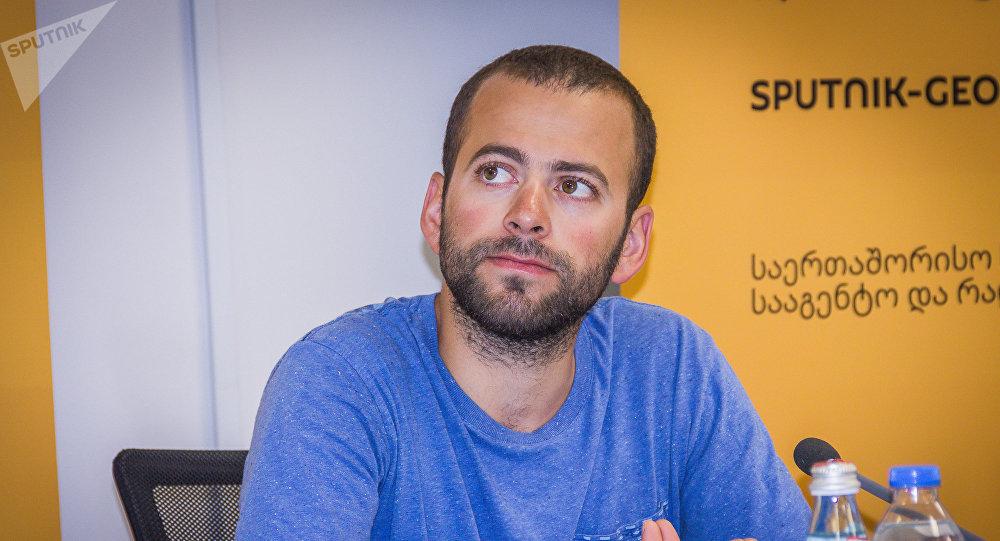 Альпинист Арчил Бадриашвили