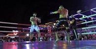 Чемпионат по боям без правил K1&ММА на Кубок Черного моря состоялся в Батуми
