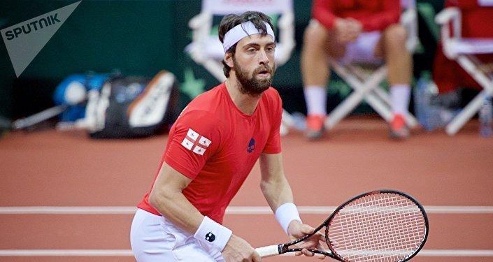 Теннисист Николоз Басилашвили