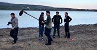 Съемки в Грузии первого выпуска реалити-шоу Любовь без границ
