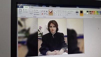 Cудья Краснодарского краевого суда Елена Хахалева