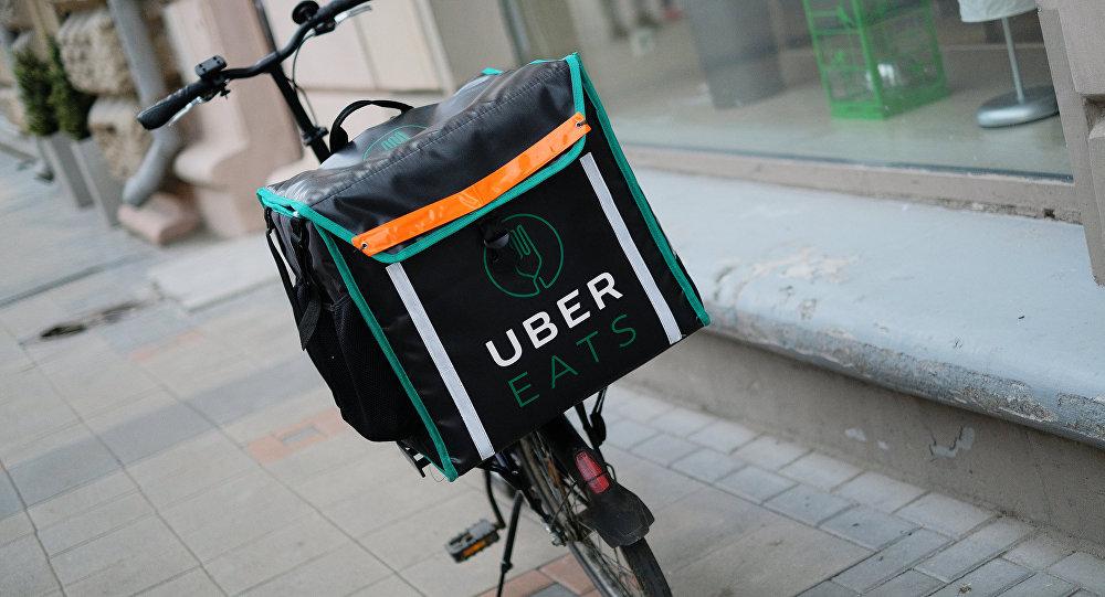 კურიერის ველოსიპედი და ჩანთა