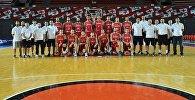 Сборная Грузии по баскетболу