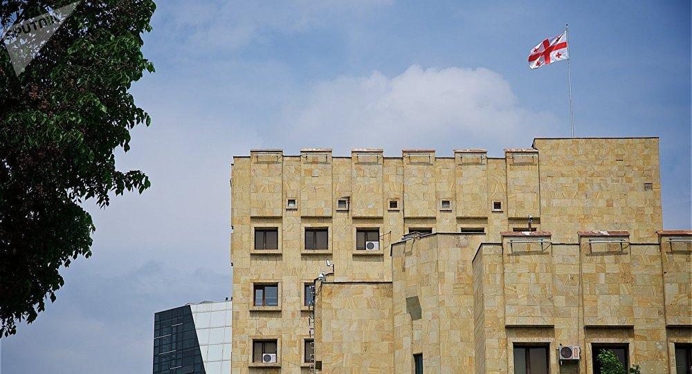 Здание главной прокуратуры Грузии