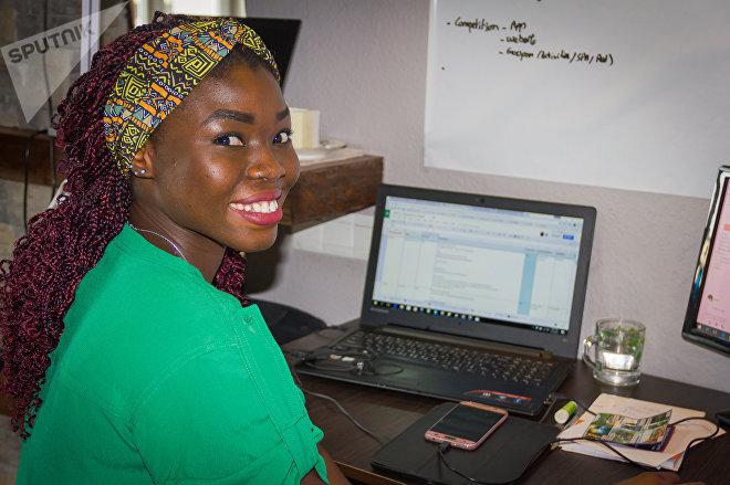 Адедоионисола Еми из Нигерии
