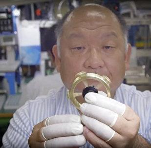 სუპერ-სპინერი: იაპონელი ინჟინრების შედევრი