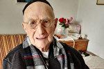 Исраэль Кристал у себя дома в израильском городе Хайфа