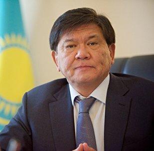 Посол Казахстана в Грузии Ермухамет Ертысбаев