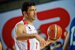 Баскетболист сборной Грузии Заза Пачулия
