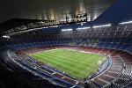 Стадион Камп Ноу в Испании