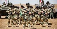 """ვაზიანის სამხედრო ბაზა, """"ღირსეული პარტნიორი 2017"""""""
