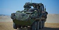 Военные учения НАТО Достойный партнер (Noble Partner 2017) на полигоне в Вазиани